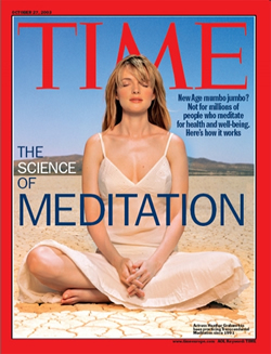 Time Magazine, August 2003